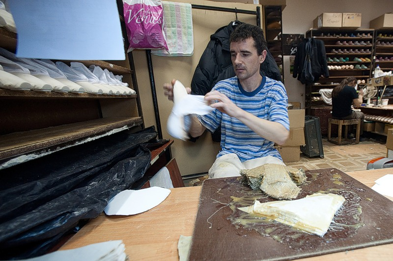 продажа изготовление балетной обуви в балашихе пойти ребенком